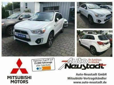 used Mitsubishi ASX TOP 1.8 DI-D+ 2WD