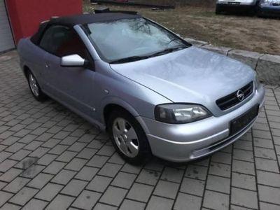 gebraucht Opel Astra Cabriolet G 1.6 16V *1te Hand,Bertone, Alu*