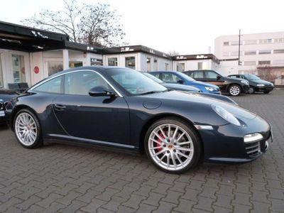 gebraucht Porsche 911 Targa 4S-Vollausstattung-Sport Chrono-