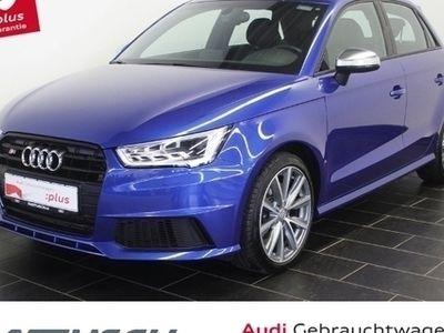 gebraucht Audi S1 Sportback 2.0TFSI Q Xenon Plus Navi GRA Sitzh
