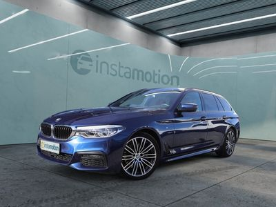 gebraucht BMW 530 530 i xDRIVE TOURING AUT. NAVI SHZG RFK PANO LED