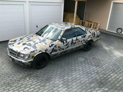 gebraucht Mercedes 420 V8 W126 gute Historie Garage ( 500SEC )