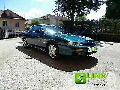 käytetty Nissan 200 SX Silvia cat