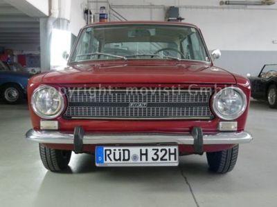 käytetty Fiat 124 Berlina 1.2, ungeschweisst, technisch top