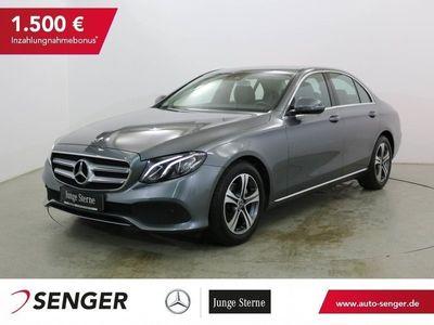 gebraucht Mercedes E200 E 200d Avantgarde