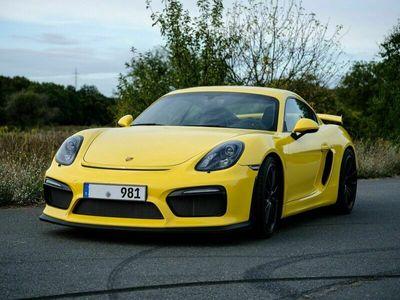 gebraucht Porsche Cayman GT4 APPROVED!