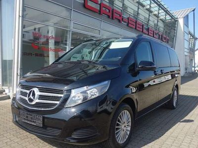 gebraucht Mercedes V220 CDI EDITION lang EURO6 2xsTÜR/KAMERA/NAVI