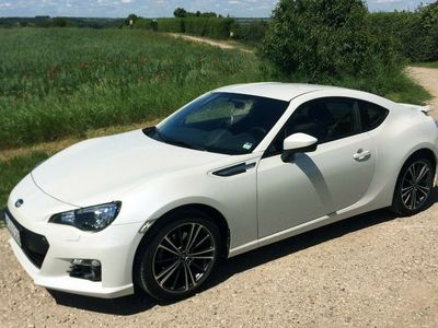 gebraucht Subaru BRZ 2.0i Automatik Sport