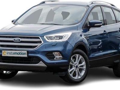 gebraucht Ford Kuga Kuga1.5 EcoBoost SUV5 Titanium 4x2 Start/Stopp (EURO 6d-TEMP)