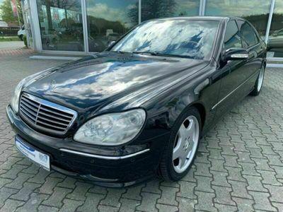 gebraucht Mercedes S55 AMG AMG L / Top-Ausstattung / Garantie*(KA)