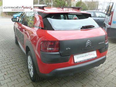 gebraucht Citroën C4 Cactus e-HDi 92 FAP Feel ETG6, Navi, Parkassi