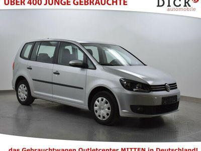 gebraucht VW Touran 1.6 TDI DSG Trendl. NAVI+SITHZ.+PDC+TEMP.