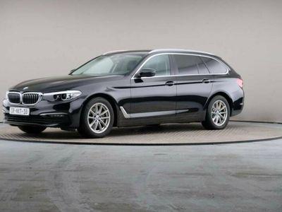 gebraucht BMW 520 5 Serie d Touring Aut. Navi Kamera LED Leder