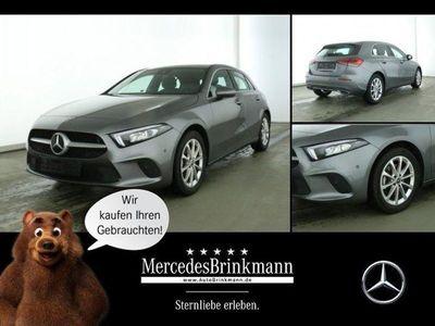 gebraucht Mercedes A200 Kompaktlimousine PROGRESSIVE/LED/SHZ/AUTOM