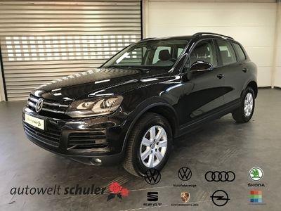 gebraucht VW Touareg 3.0 V6 TDI 4Motion DSG AHK Navi RFK