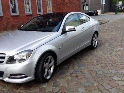 gebraucht Mercedes C250 panoramadach, Navi, Leder