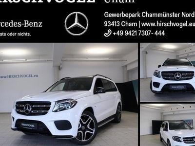 gebraucht Mercedes GLS350 d 4M GRAND EDITION EXT+AMG-Line+AIRMATIC