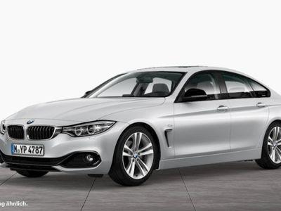 gebraucht BMW 420 Gran Coupé d xDrive Sport Line