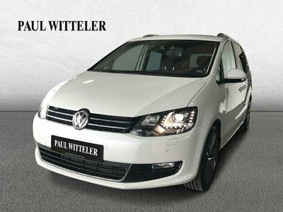 gebraucht VW Sharan 4Motion Sound Navi/Rückfahr./Bi-Xenon BC