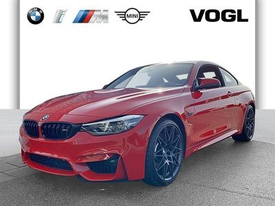 gebraucht BMW M4 Coupé HERITAGE 1/700, M Competition Head-Up
