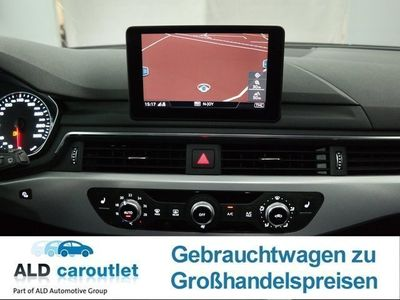gebraucht Audi A4 Avant 2.0 TDI sport Kombi, 5-türig, 6-Gang