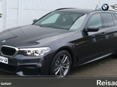 gebraucht BMW 520 d A Tou M-Sportpaket,Navi,Leder,Autom,SH