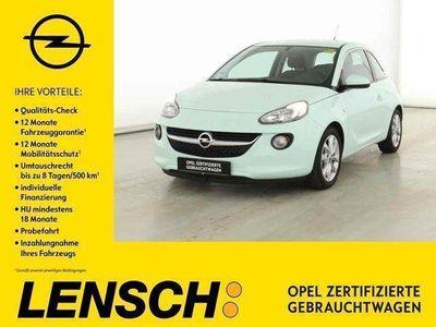 käytetty Opel Adam 1.4 Jam KLIMAAUTOMATIK+ALLWETTERREIFEN+BT