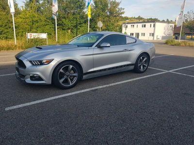gebraucht Ford Mustang 2.3 Eco Boost Keyles Leder Navi Xenon