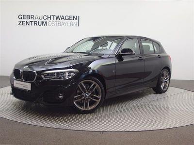 gebraucht BMW 120 d Aut. M Sport Navi+LED+PDC+Leder+BT++