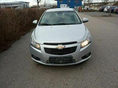 gebraucht Chevrolet Cruze 2.0 LT; KLIMAAUT: ALU; 1 JAHR TÜV