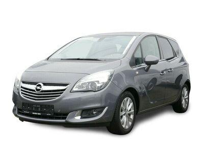 gebraucht Opel Meriva 1.4 Innovation LEDER INTELLILINK NAVI EU6