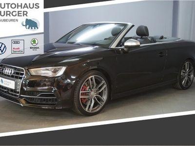 gebraucht Audi S3 Cabriolet 2.0TFSI qu. S tronic ACC/NAVI/B+O