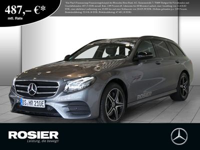 gebraucht Mercedes E300 T-Modell AMG Line Abstandstemp. LED Pan