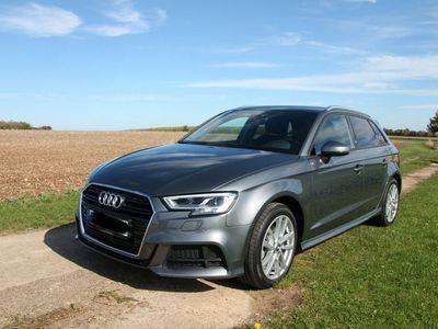 gebraucht Audi A3 Sportback 30 g-tron S tronic sport