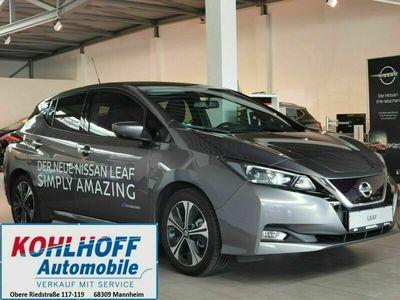 gebraucht Nissan Leaf 40 kWh N-CONNECTA Winter Navi ProPilot 360Kamera