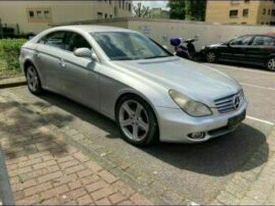 gebraucht Mercedes CLS320