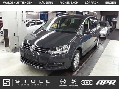 gebraucht VW Sharan 1.4 TSI DSG Comfl. Navi+7Sitze+WinterPaket+SizuHZg