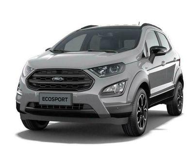 gebraucht Ford Ecosport 1.0 EcoBoost ACTIVE #TECHNIKPAKET, Neuwagen, bei MGS Motor Gruppe Sticht GmbH & Co. KG