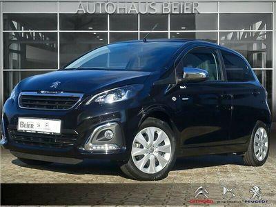 gebraucht Peugeot 108 1.0 VTi TOP! Style *KAM*SHZ*KLIMA*
