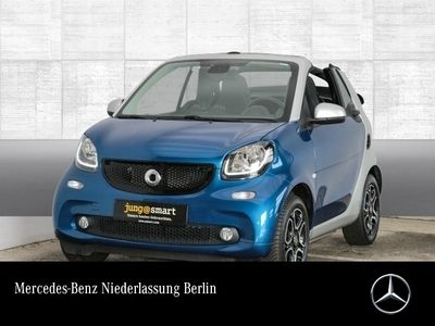 gebraucht Smart ForTwo Cabrio 52kW prime DCT cool&Media SHZ LED