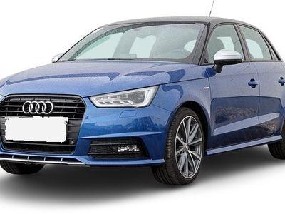 gebraucht Audi A1 Sportback A1 1.0 TFSI 2x S LINE S-SITZE NAVI+ BOSE LM17