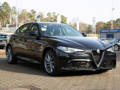 gebraucht Alfa Romeo Giulia *VELOCE*2.0 TURBO*Q4*AUTOM/OHNE KM/UPE:55