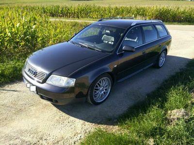 gebraucht Audi A6 Avant 2.7 T / 290PS / Autogas
