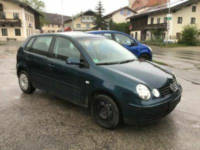 begagnad VW Polo IV Cricket 1.4