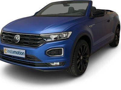 "gebraucht VW T-Roc T-RocCabriolet R-Line ""Edition Blue"" 1.5 l TSI OPF 110 kW 150 PS 7-Ga"