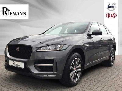 gebraucht Jaguar F-Pace 20d Aut. R-Sport, Gebrauchtwagen, bei Autohaus Riemann e.K.
