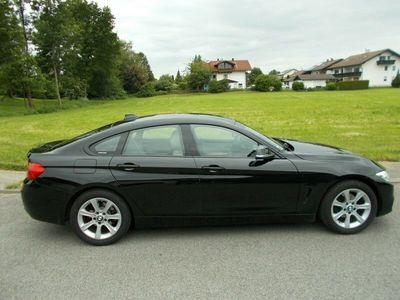 gebraucht BMW 418 Gran Coupé (Xenon, PDC, SH)