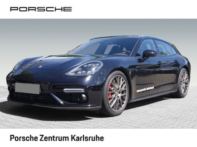 gebraucht Porsche Panamera Turbo Sport Turismo 4.0 Burmester LED