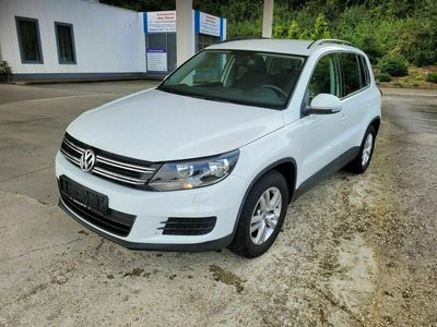 gebraucht VW Tiguan Trend & Fun BMT