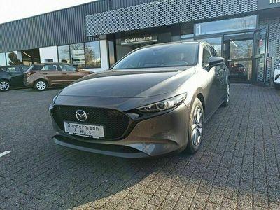 gebraucht Mazda 3 6AG X Selection DES-P BOSE *Matrix-LED*Navi*PDC*